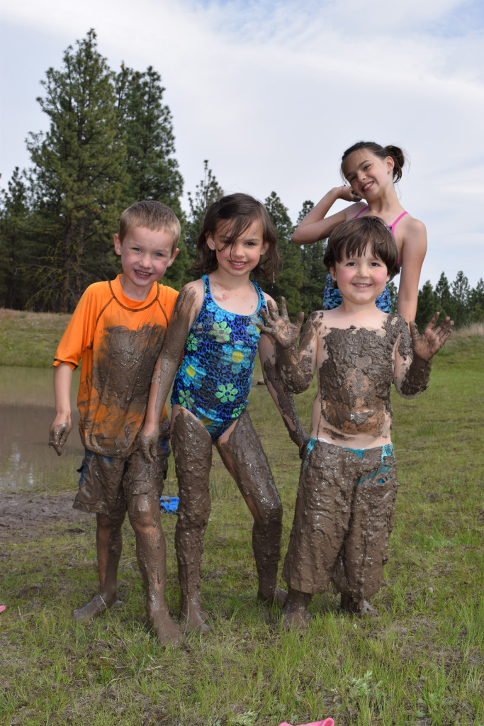 mud monsters
