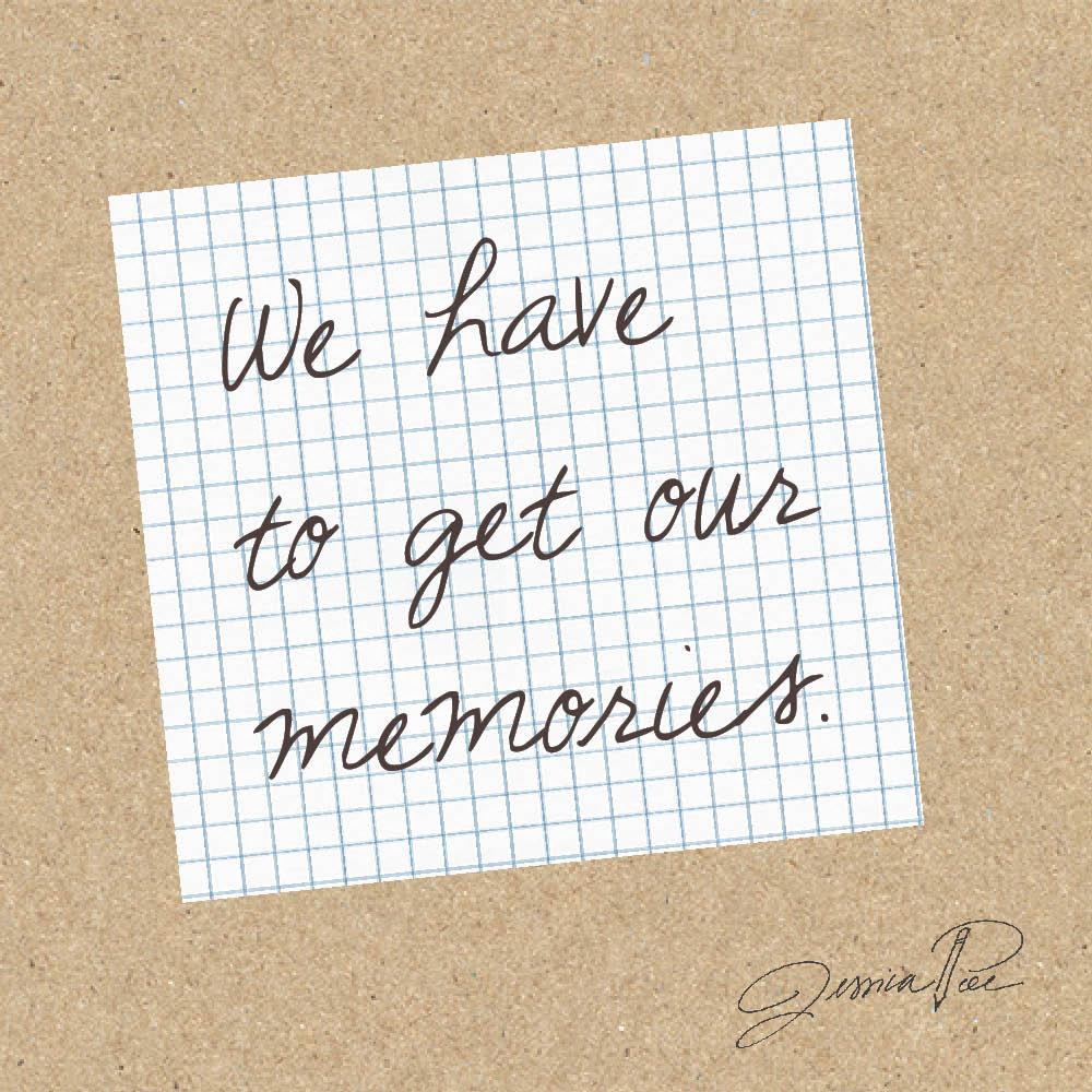 get memories