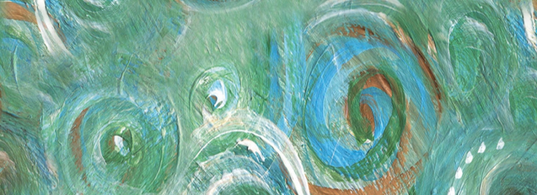 Cover creation: Divine details inspire artist Katie m. Berggren